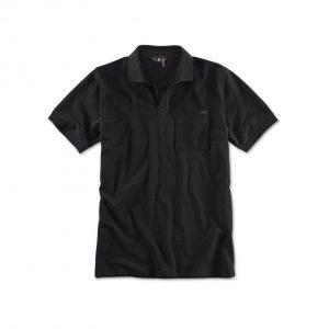 Мужская рубашка-поло BMW M, Black