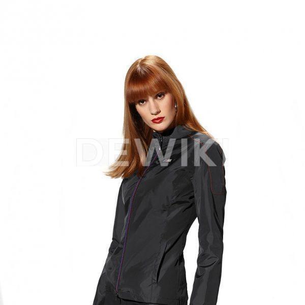 Женская нейлоновая куртка BMW M, Anthracite