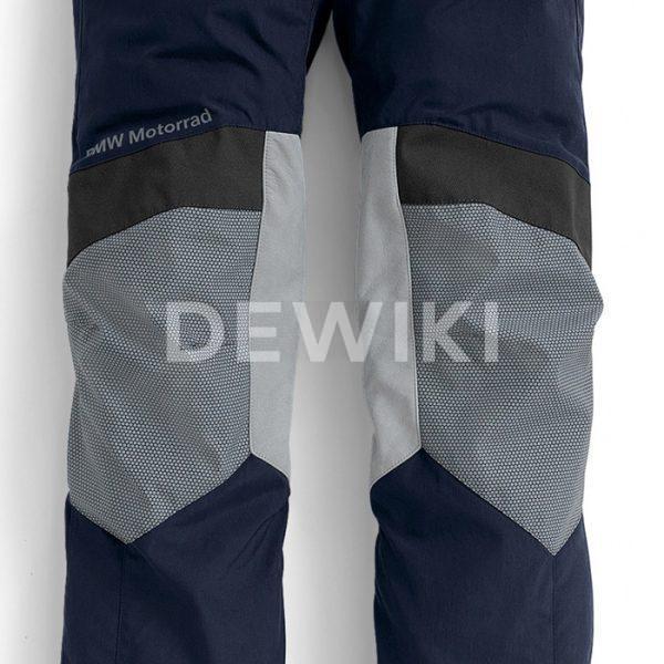 Мужские мотоштаны BMW Motorrad GS Dry, Black/Blue/Grey