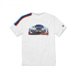 Мужская футболка Motorsport Motion, White