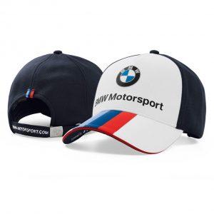 Бейсболка BMW Motorsport Fan унисекс