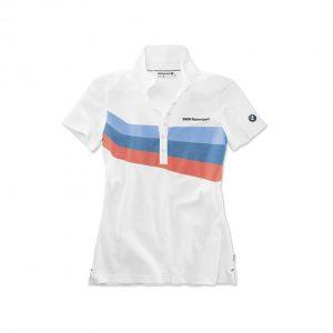 Женская рубашка-поло BMW Motorsport, White