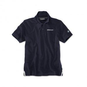 Мужская рубашка-поло BMW Motorsport, Team Blue