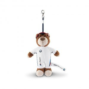 Брелок для ключей BMW Motorsport Teddy