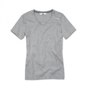 Женская футболка BMW, Grey Melange