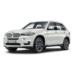 Миниатюрная модель BMW X5, Alpine White, масштаб: 1:43