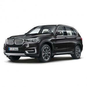 Миниатюрная модель BMW X5, Black Sapphire, масштаб: 1:43