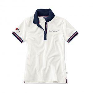 Женская рубашка-поло Yachtsport, White