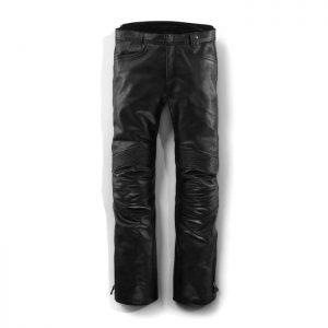 Мужские кожаные мотоштаны BMW Motorrad DarkNite, Black