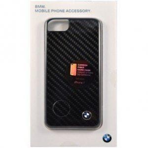 Карбоновый чехол BMW  для iPhone 7, Hard Black