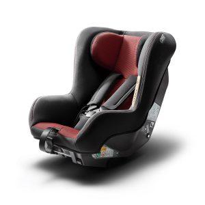 Автомобильное детское кресло Audi I-SIZE, до 18 месяцев, Misano red/Black