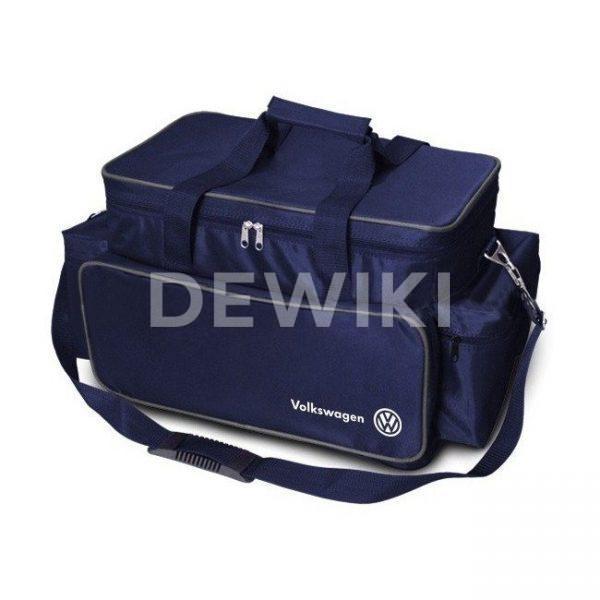 Большая сумка-термос Volkswagen, размер L, Blue