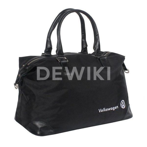Малая дорожная сумка Volkswagen, Black