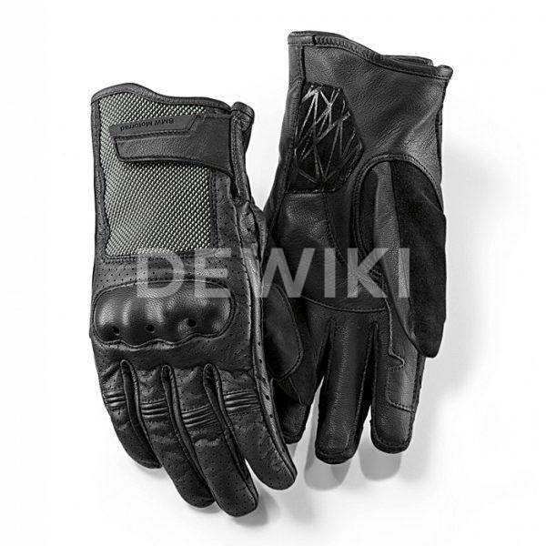 Мотоперчатки BMW Motorrad AirFlow 2017, Black