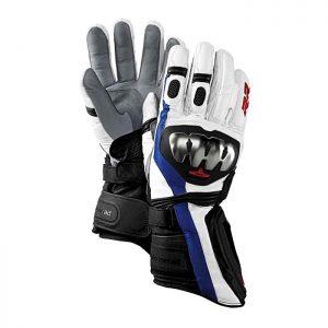 Мотоперчатки BMW Motorrad DoubleR, Black/White
