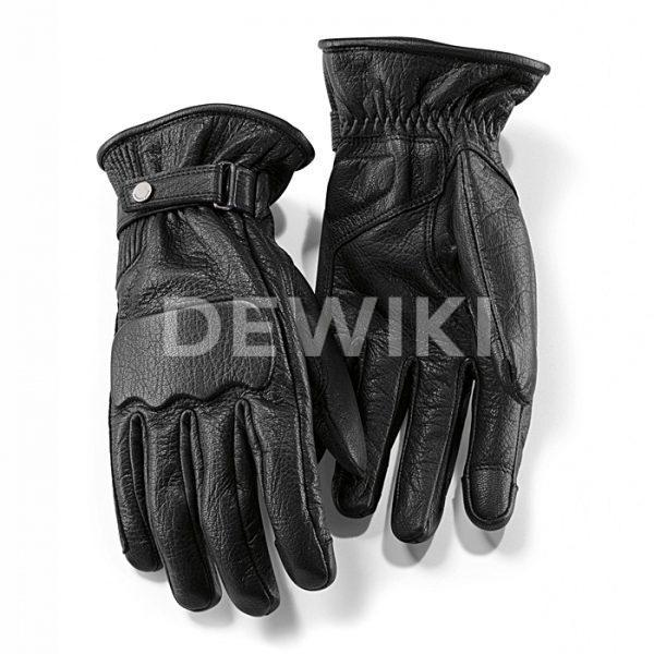 Мотоперчатки унисекс BMW Motorrad Rockster 2017, Black
