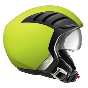 Мотошлем BMW Motorrad AirFlow 2, Fluorescent Yellow Matt