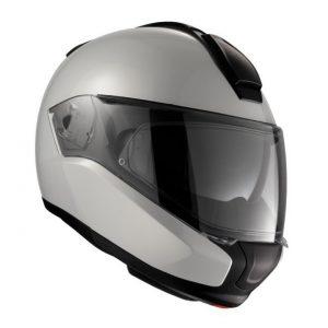 Мотошлем BMW Motorrad EVO System 6, White Silver Metallic