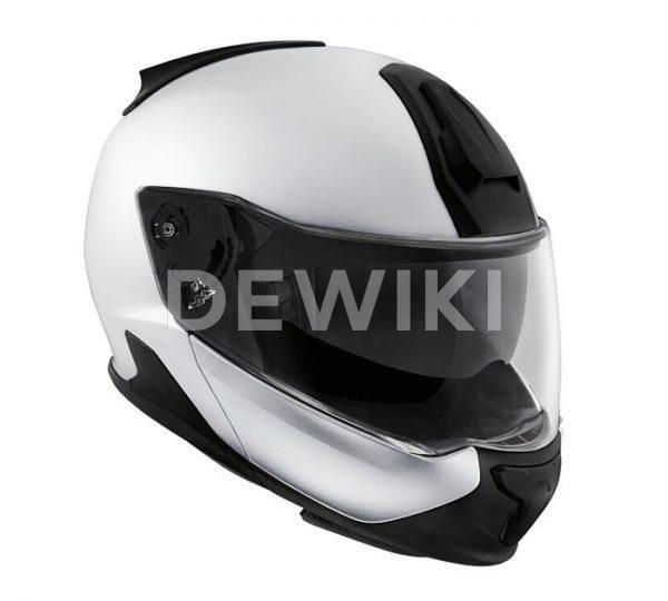 Мотошлем BMW Motorrad System 7 Carbon, Light White