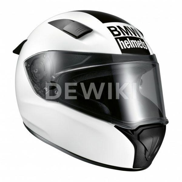 Мотошлем BMW Motorrad Race, White