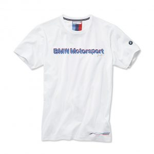 Мужская футболка Motorsport Fan, White
