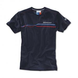 Мужская футболка BMW Motorsport Fashion, Dark Blue