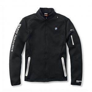 Мужская куртка BMW Athletics Softshell, Black