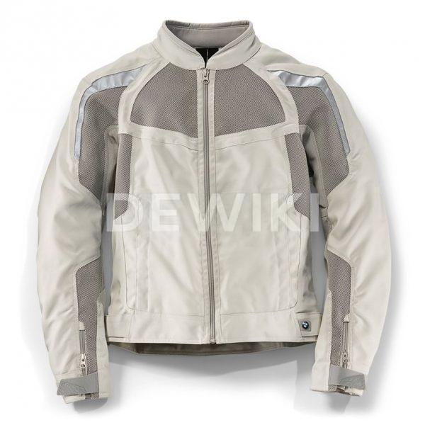 Мужская летняя мотокуртка BMW Motorrad AirFlow, Grey