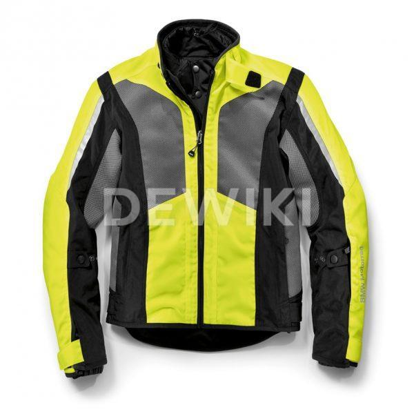 Мужская мотокуртка BMW Motorrad AirShell, Neon-yellow