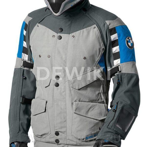 Мужская мотокуртка BMW Motorrad Rallye, Grey