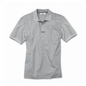 Мужская рубашка-поло  BMW, Gray