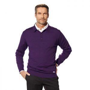 Мужской вязаный пуловер BMW