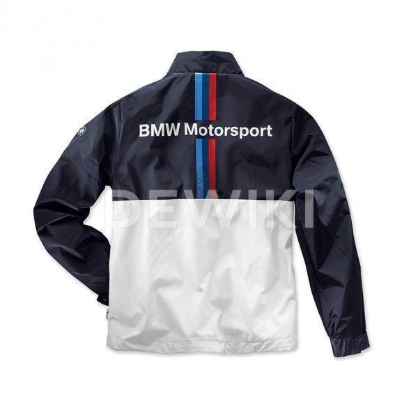 Мужская куртка BMW Motorsport White/Blue