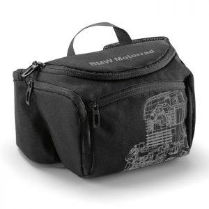 Набедренная сумка BMW Motorrad Ride, Black