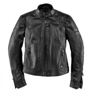 Женская кожаная мотокуртка BMW Motorrad BlackLeather, Black