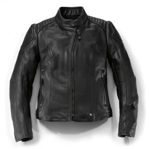 Мужская кожаная мотокуртка BMW Motorrad DarkNite, Black