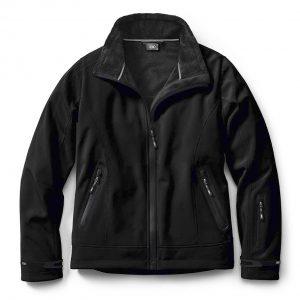 Флисовая женская куртка Audi, Black