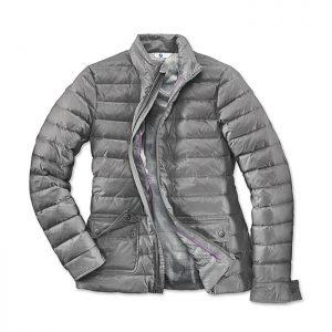 Женская легкая пуховая куртка BMW, Space Grey