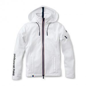 Женская спортивная куртка Motorsport Softshell, White