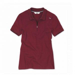 Женская рубашка-поло BMW, Bordeaux