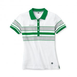Женская рубашка-поло Golfsport, Green / White