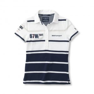 Женская рубашка-поло Yachting