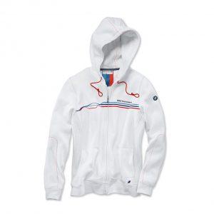Женская спортивная куртка BMW Motorsport, White