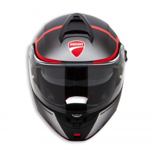 Мотошлем Ducati Horizon, Black