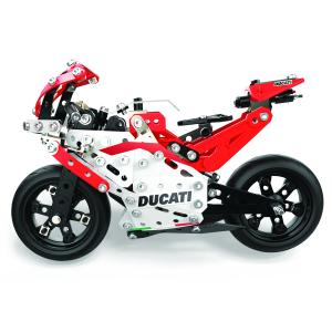 Модель мотоцикла Desmosedici GP Ducati Corse, конструктор, 25x13x8 см
