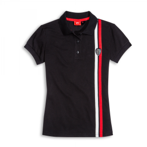 Рубашка поло с коротким рукавом Shield Ducati Woman