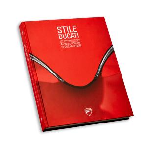 Книга Ducati Stile