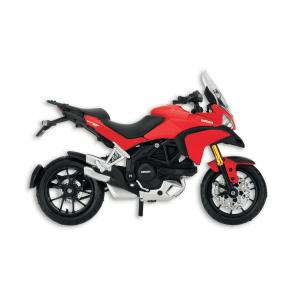 Модель Multistrada 1200 Ducati в масштабе 1:18