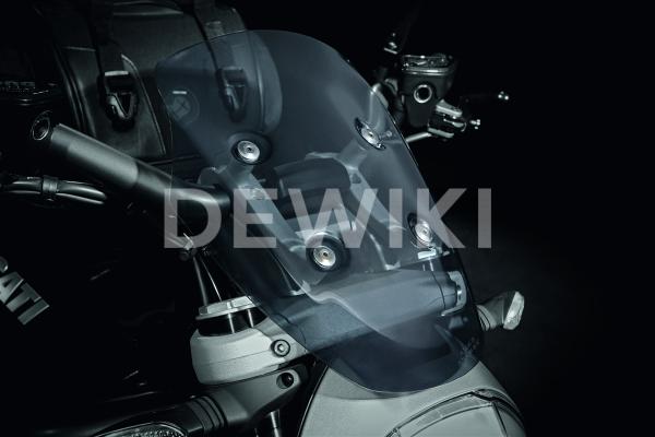 Тонированное ветровое стекло Ducati Roadster XDiavel