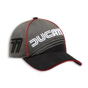 Бейсболка Ducati Corse 77